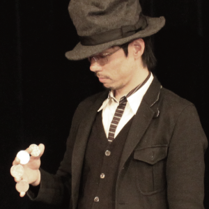 Ponta the smith magician