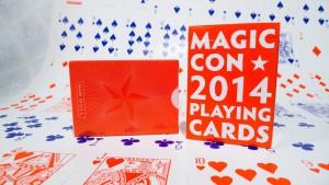 Le magic Con 2014 frère Buck
